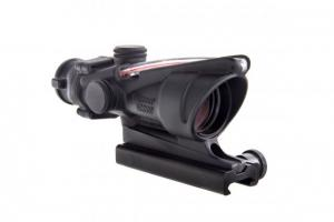 Trijicon ACOG 4x32 Dual Ill Riflescope w/Mount, Red Horseshoe 6.8 Reticle 100220
