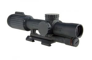 Trijicon VCOG 1-6x24 Riflescope with TA51 Mount, Segmented Circle - Crosshair 300 BLK Ballistic Ret 1600006 1600006