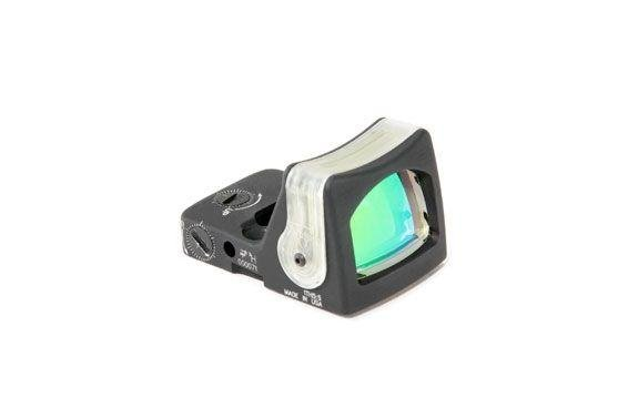 Trijicon RMR 7.0 MOA Amber Dot Dual Illuminated Sight, Black RM04