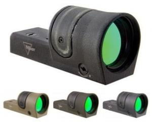 Trijicon 1x42 Reflex Sight ,Green 6.5 MOA Dot Reticle,ACOG Base w/TA51 Flattop Mount, 800113 800113