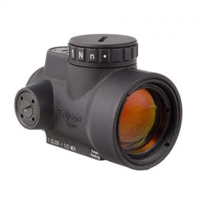 Trijicon MRO 2.0 MOA Green Dot Matte Black MRO-C-2200003