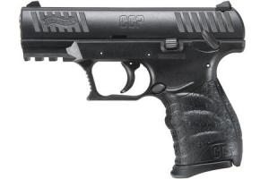 Walther USA CCP Pistol 9mm 3.54in 8rd Black 5080300 5080300