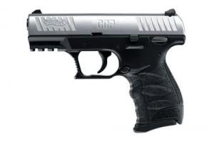 Walther CCP Stainless / Black 9mm 3.5-inch 8Rd 5080301