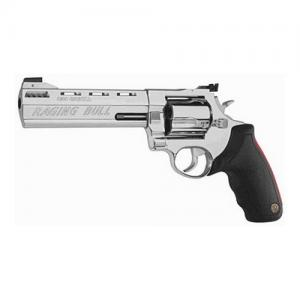 Taurus 454 6.5-inch Matte Stainless Adjustable Sights Ported 5rd 2-454069M