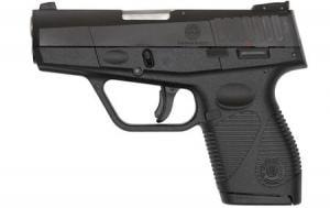 Taurus 709 Slim Pistol 9mm 3.2in 7rd Black 1-709031FS 725327610663