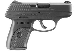 Ruger LC9S Pistol 9mm 3.1in 7rd Black 3235 3235