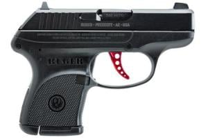 Ruger LCP Custom Pistol .380 ACP 2.75in 6rd Black 3740 3740