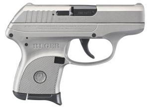Ruger LCP Stainlness Steel .380 ACP 2.75-inch 6rd Double Action 3741
