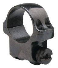 Ruger 1 inch Scope Ring 4BHM Medium, Hawkeye Blued 90278