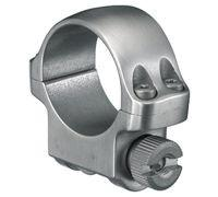 Ruger 1-inch Scope Ring Low Stainless 90281