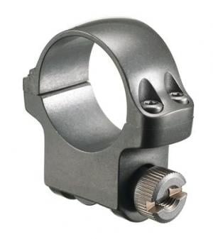 Ruger Scope Ring 4KHM Medium Hawkeye Stainless Steel 90290