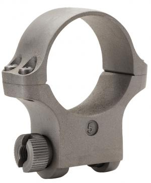 Ruger Ring 4K30HM 30mm Medium Stainless Hawk 90318
