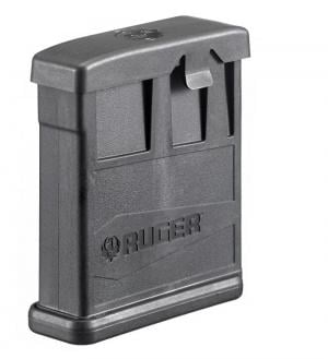 Ruger AI-Style Polymer Precision and Gunsite Scout Magazine Black .223 / 5.56 NATO 10Rd 90562