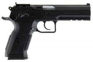 EAA Corp Tanfolgio Witness P Match Pro 9mm 4.75-inch 19Rds Polymer Frame Adjustable Sights 600663
