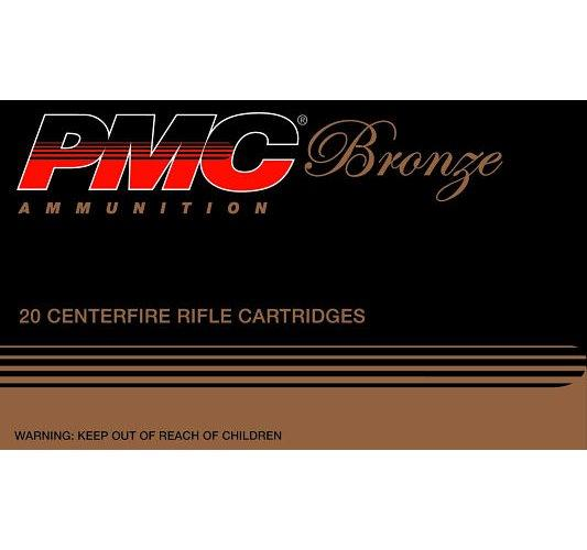 PMC Bronze 7.62X39mm 123GR FMJ 20rds 762A