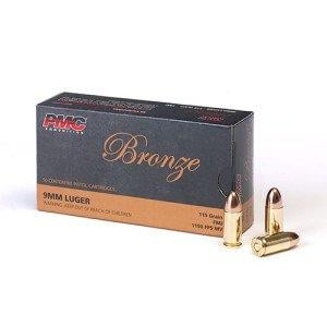 PMC Battle Pack 9mm 115gr FMJ 300rds(6 boxes) PMC9ABP