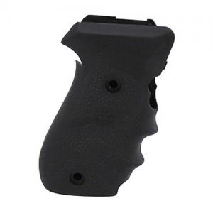 Hogue SIG Sauer P220 American Rubber W/ Finger Grooves Black 20000