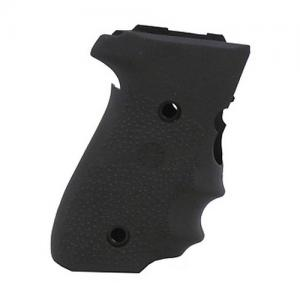 Hogue SIG Sauer P228 Rubber with Finger Grooves Black 28000