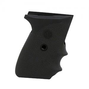 Hogue SIG Sauer P230 Rubber Grip with Finger Grooves Black 30000