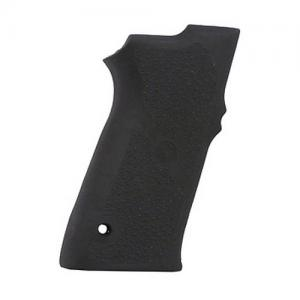 Hogue S&W 5900 Series Rubber Grip Panels Black 40010