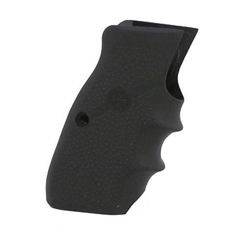 Hogue CZ-75, TZ-75 P-9 Rubber Wraparound with Finger Grooves Black 75000