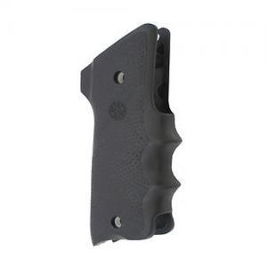 Hogue Ruger MK II / MK III Rubber grip with Finger Grooves Black 82000