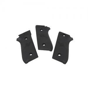 Hogue Taurus PT-99 Rubber Grip Panels Black 99010