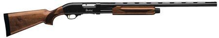 Weatherby PA-08 Upland Shotgun .12 GA Pump 28in 2rd Walnut PA08U1228PGM 747115417513