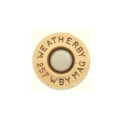 Weatherby Ammo 257Weatherby 100GR SPITZ 20rds G257100SR