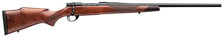 "Weatherby VDT257WR4O Vanguard Series 2 Sporter Bolt 257 Weatherby Magnum 24"" 3+1 Walnut Stk Blued 747115421091"