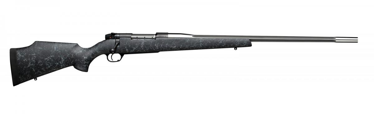 Weatherby Mark V Accumark Black .257 WBY 26-Inch 3rd AMM257WR6O