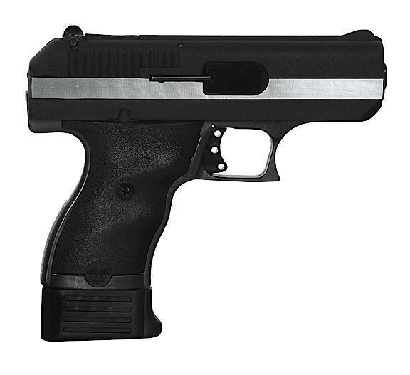 Hi-Point Firearms 380HC Black / Stainless .380 ACP 3.5-inch 8rd 00380HC