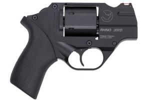 Chiappa Firearms Rhino 200D Revolver 40S&W Double Action 340227 752334120045