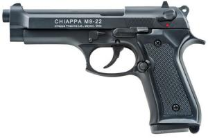 Chiappa Firearms M9-22 Pistol .22 LR 5in 10rd Black M9-22PSTBLKGR M9-22PSTBLKGR