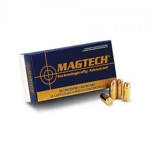 MagTech Sport Shooting 9mm 115GR FMC 50rds 9A