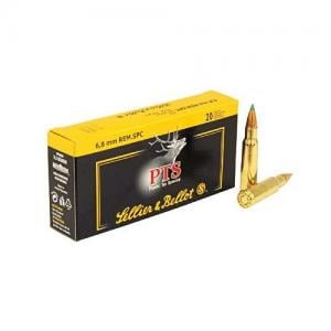 Sellier and Bellot 6.8SPC 110GR PTS 20rds SB68B