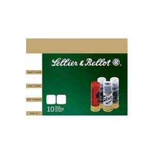 Sellier and Bellot 12GA 3 inch 00 15PEL 10/250 SB12BSA