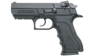 Magnum Research Baby Eagle II Pistol 9mm 3.93in 15rd Black Polymer BE9915RSL 761226084273