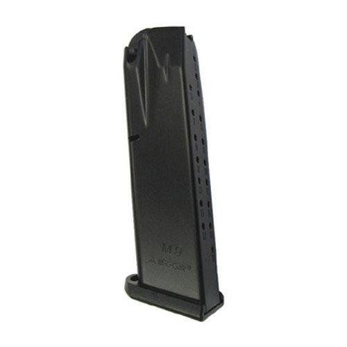 Mec-Gar Beretta 92FS / M9 Anti-Friction Magazine Blue 9mm 18Rds MGPB9218AFC