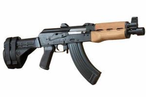 Century Arms Zastava PAP M92 7.62x39 10in 30rd Black HG3089CN 787450350915
