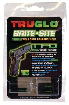 TruGlo Tritium Fiber Optic Brite-Site Handgun Sight For Smith and Wesson M&P TG131MPT