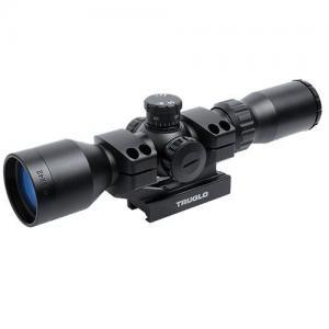 Truglo Tactical 3-9X42 30mm AR Scope, IR Mil, Black TG8539TL TG8539TL