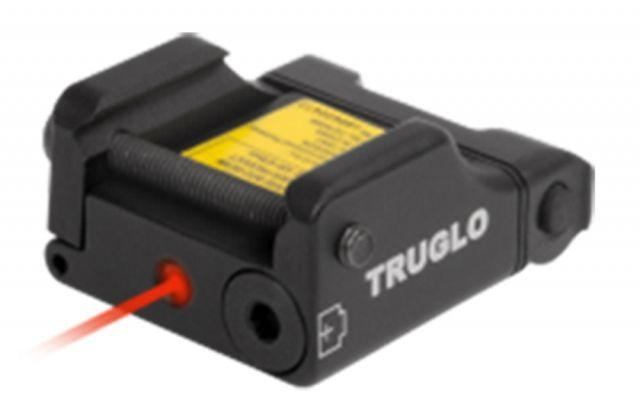 TruGlo Micro-Tac Micro-Tac Tactical Red Laser, Weaver/Picatinny Mount, Blk, TG7630R TG7630R