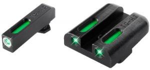 Truglo TFX S&W/M&P Shield, .22 Models/SD9/SD40 3 Dot Green Sight, TG13MP1A TG13MP1A