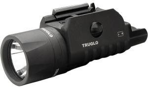 Truglo TG7650R Tru Point Red Laser/Light Combo Fits Weaver Or Pictinny Rails, TG7650R TG7650R