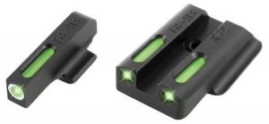Truglo TFX Ruger LC 3 Dot Green Tritium/Fiber Optic Sight, TG13RS2A TG13RS2A
