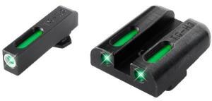 Truglo TFX Novak 260/500 3 Dot Green Tritium/ Fiber Optic Sight, TG13NV3A TG13NV3A