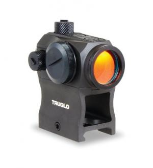 TruGlo Tru-Tec Red Dot Sight, 20mm, 2 MOA Reticle, Black, TG8120BN TG8120BN