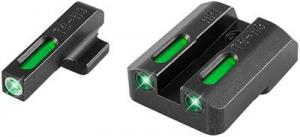 TruGlo TFX Standard Height HK VP/P30/45 Series Front/Rear Day/Night Sight Set, TG13HP1A TG13HP1A