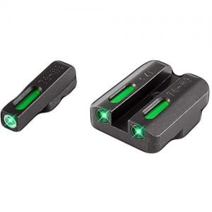 TruGlo Brite-Site TFX Tritium Night Sight set for CZ 75, Black, TG13CZ1A TG13CZ1A